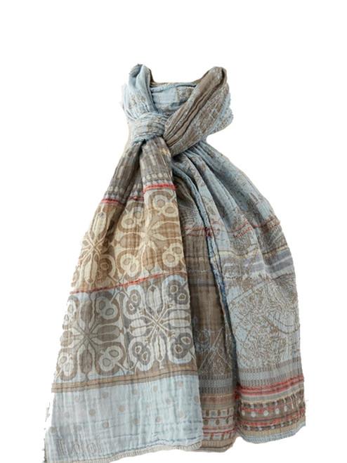 Esperanza Scarf - 100% Organic Cotton