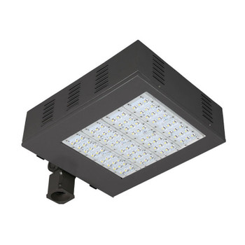150  Watt LED Shoebox to replace 400 HID Fixture