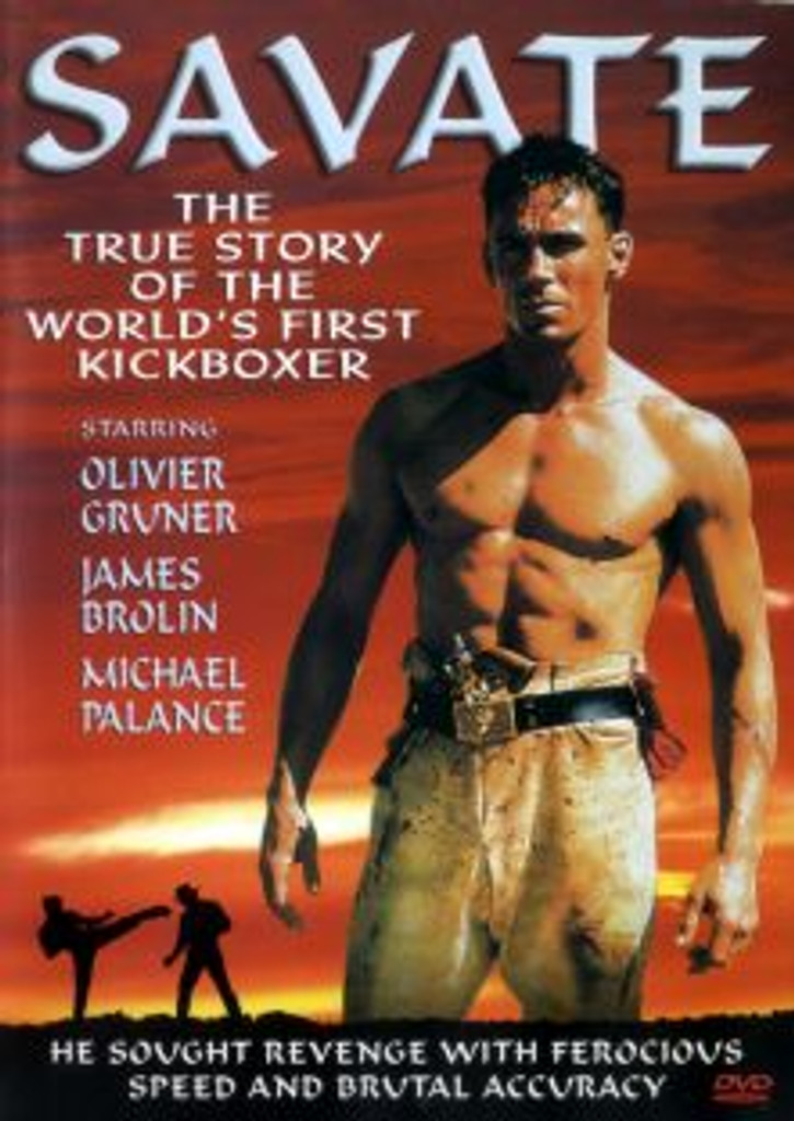 Savate a.k.a. The Fighter Dvd