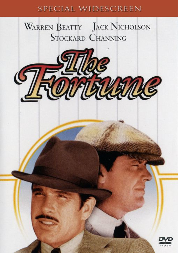 The Fortune Jack Nicholson, Warren Beatty Dvd