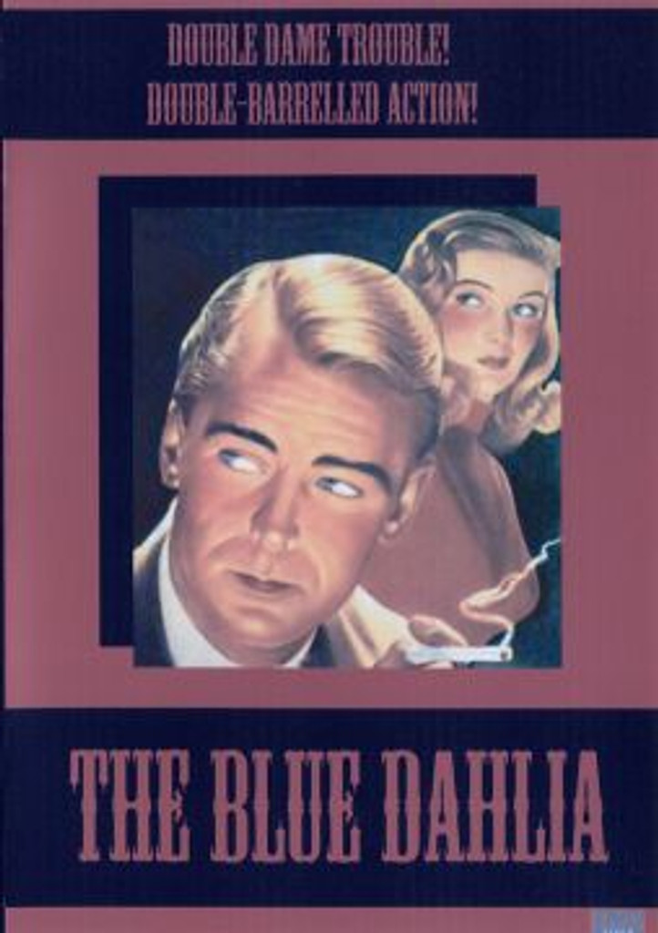 The Blue Dahlia Playable All-Regions Dvd