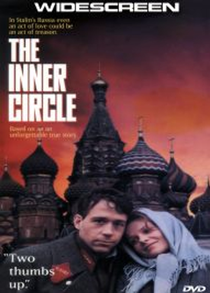 The Inner Circle 1991 Widescreen Dvd