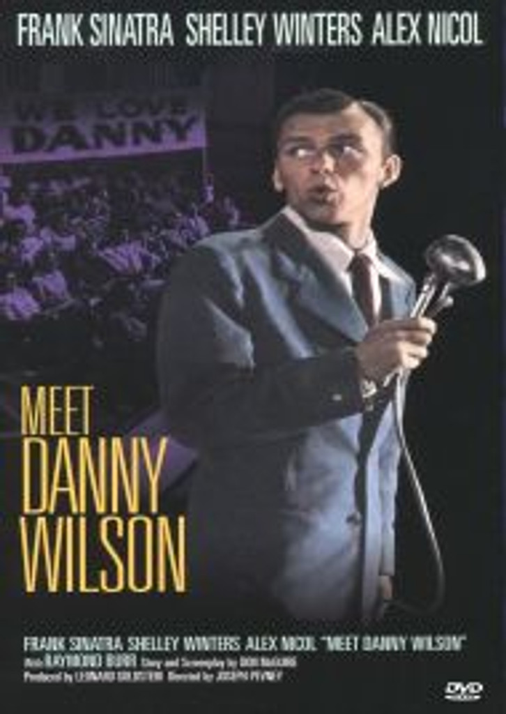 Meet Danny Wilson Frank Sinatra