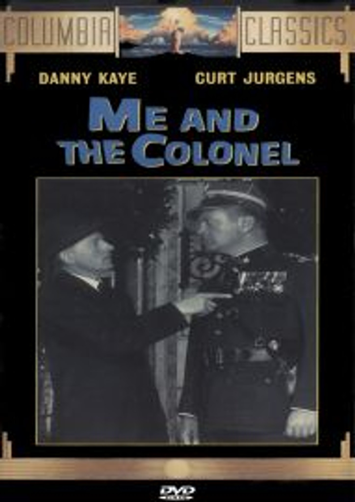 Me and the Colonel Danny Kaye Dvd