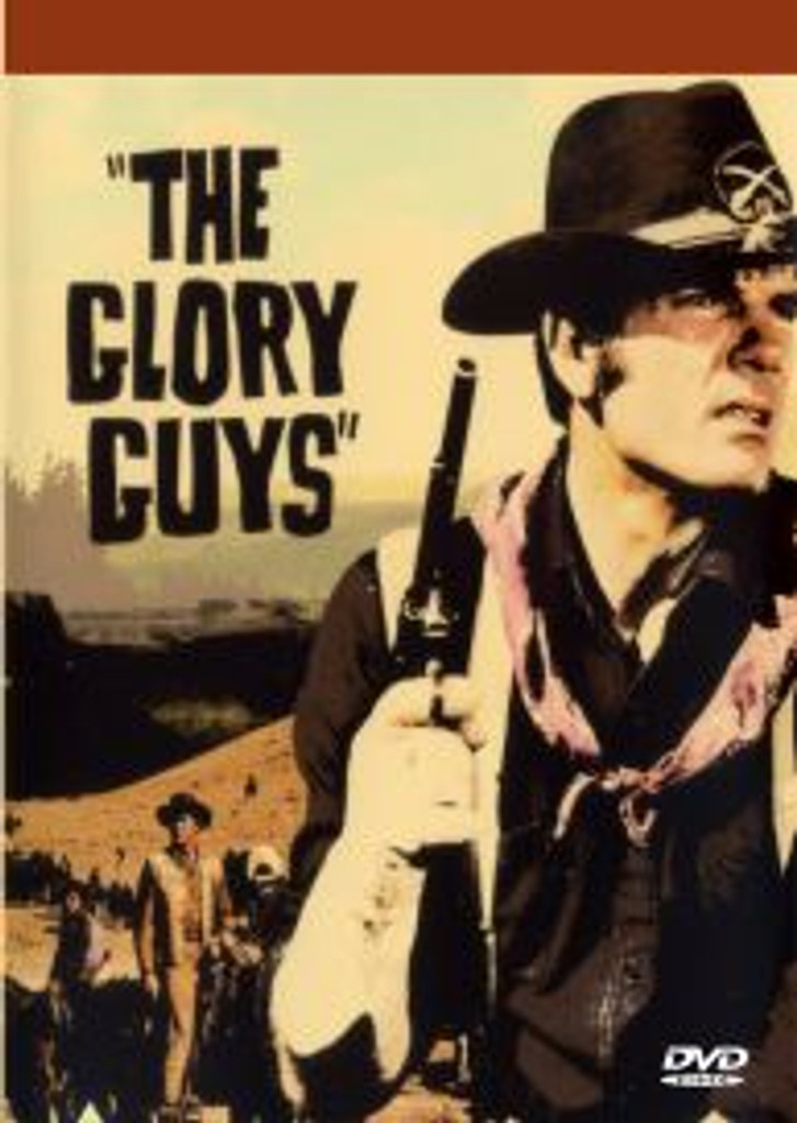 The Glory Guys Digital Remastered Widescreen Edition