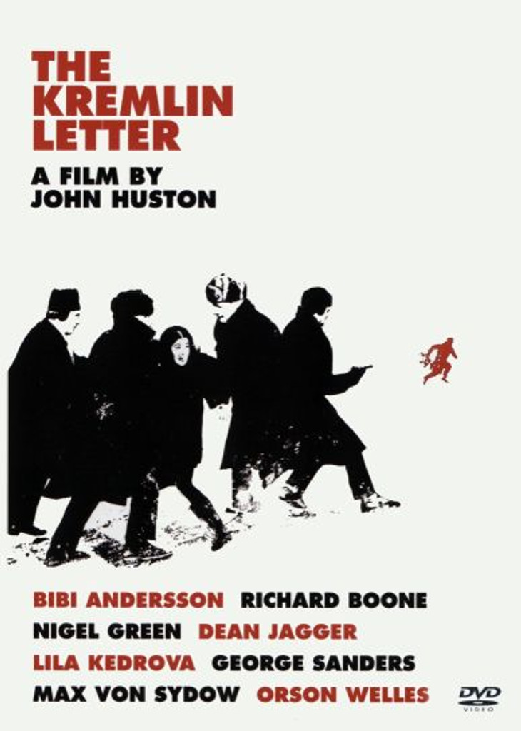 The Kremlin Letter Digital Remastered Widescreen Dvd