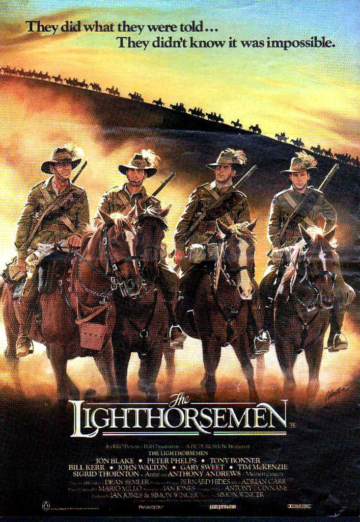 The Lighthorsemen Uncut Director's Cut