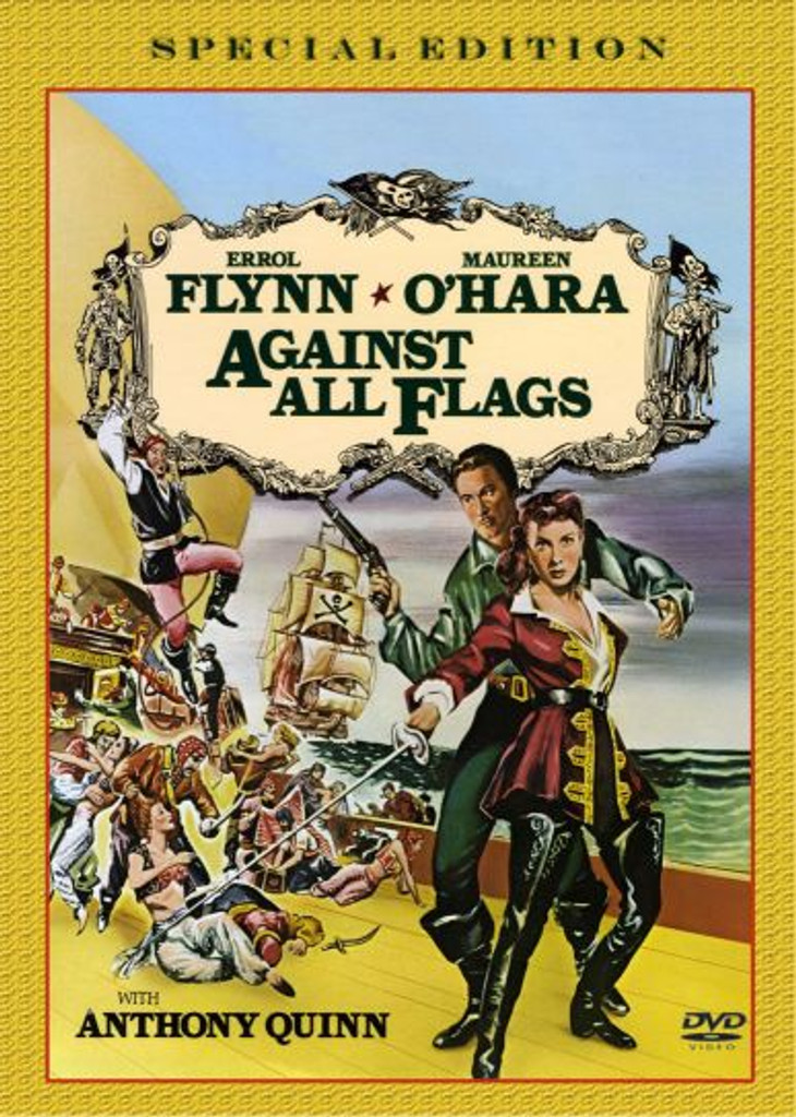Against All Flags Dvd