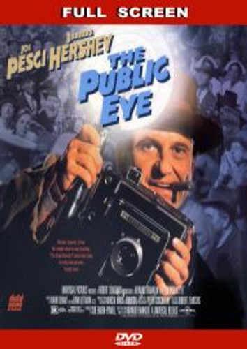 The Public Eye Joe Pesci Dvd
