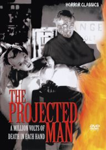 The Projected Man Horror Classic Dvd