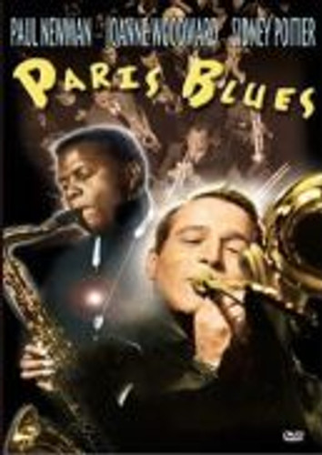 Paris Blues Digital Remastered Widescreen Edition Dvd