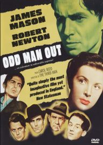 Odd Man Out James Mason Rare Film Noir
