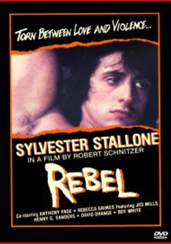 Rebel (a.k.a 'No Place to Hide) Rare Stallone's Movie