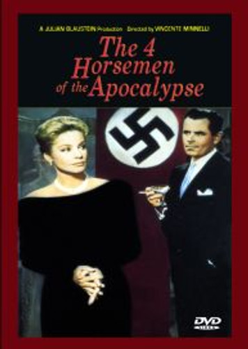 The Four Horsemen of the Apocalypse Glenn Ford Widescreen