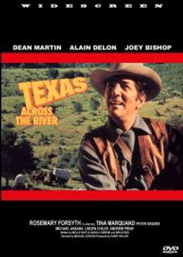 Texas Across the River Widescreen Edition