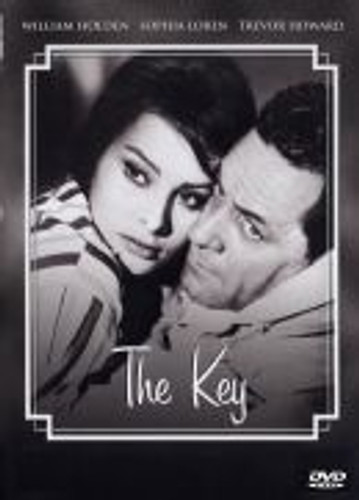 The Key William Holden Sophia Loren