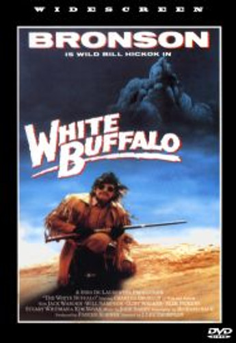 White Buffalo Charles Bronson Widescreen Edition