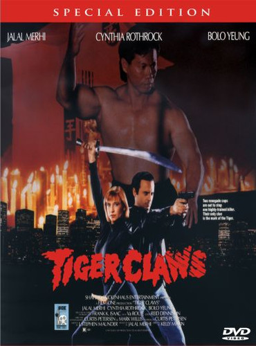 Tiger Claws Cynthia Rothrock