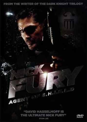 Nick Fury Agent of S.H.I.E.L.D