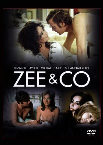 Zee and Company (a.k.a X, Y, and Zee) Dvd