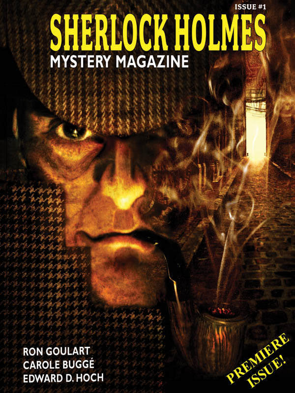 Sherlock Holmes Mystery Magazine #1 (epub/Kindle/pdf)