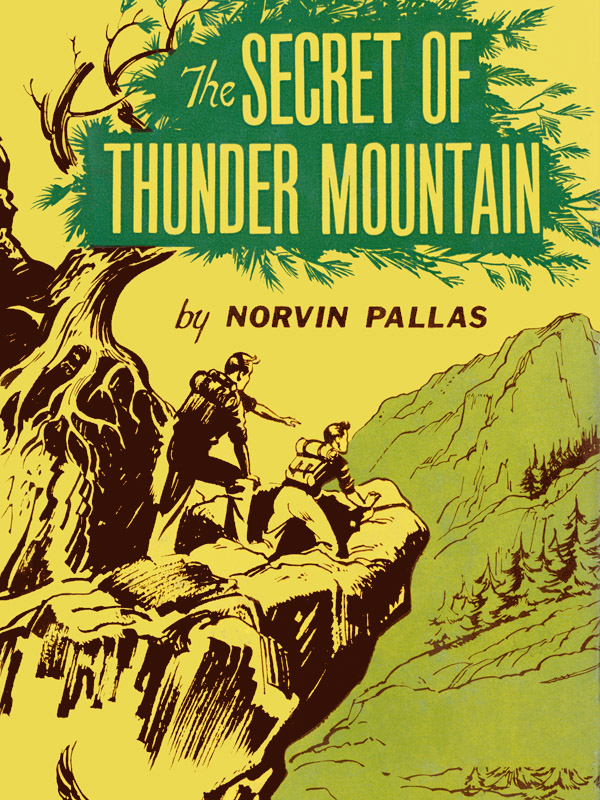 The Secret of Thunder Mountain (Ted Wilford #1),  by Norvin Pallas (epub/Kindle/pdf)