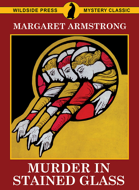 Murder in Stained Glass, by Margaret Armstrong  (epub/Kindle/pdf)