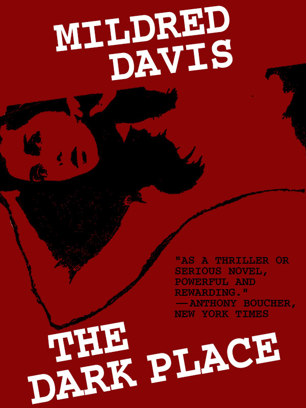 The Dark Place, by Mildred Davis  (epub/Kindle/pdf)