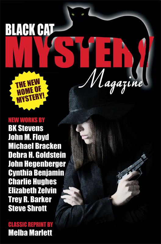 Black Cat Mystery Magazine #2  (paper)