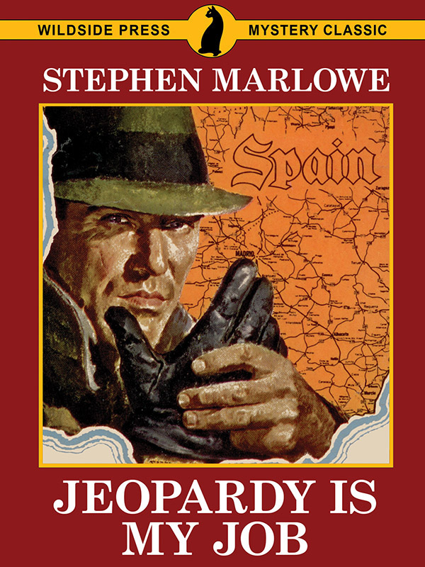 Jeopardy Is My Job, by Stephen Marlowe (epub/Kindle/pdf)