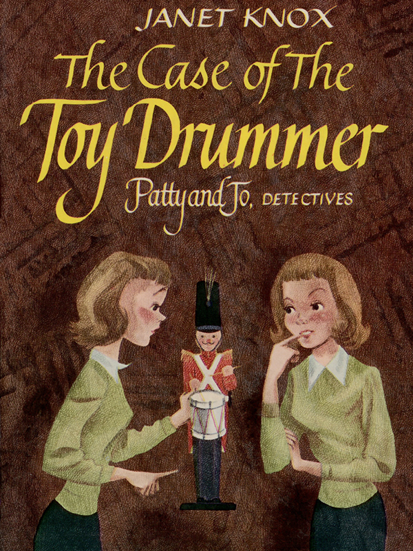 Patty and Jo, Detectives: The Case of the Toy Drummer, by Janet Knox  (epub/Kindle/pdf)