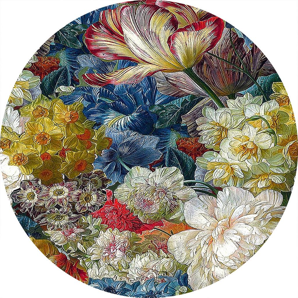 Art Decals - Down the Garden Path
