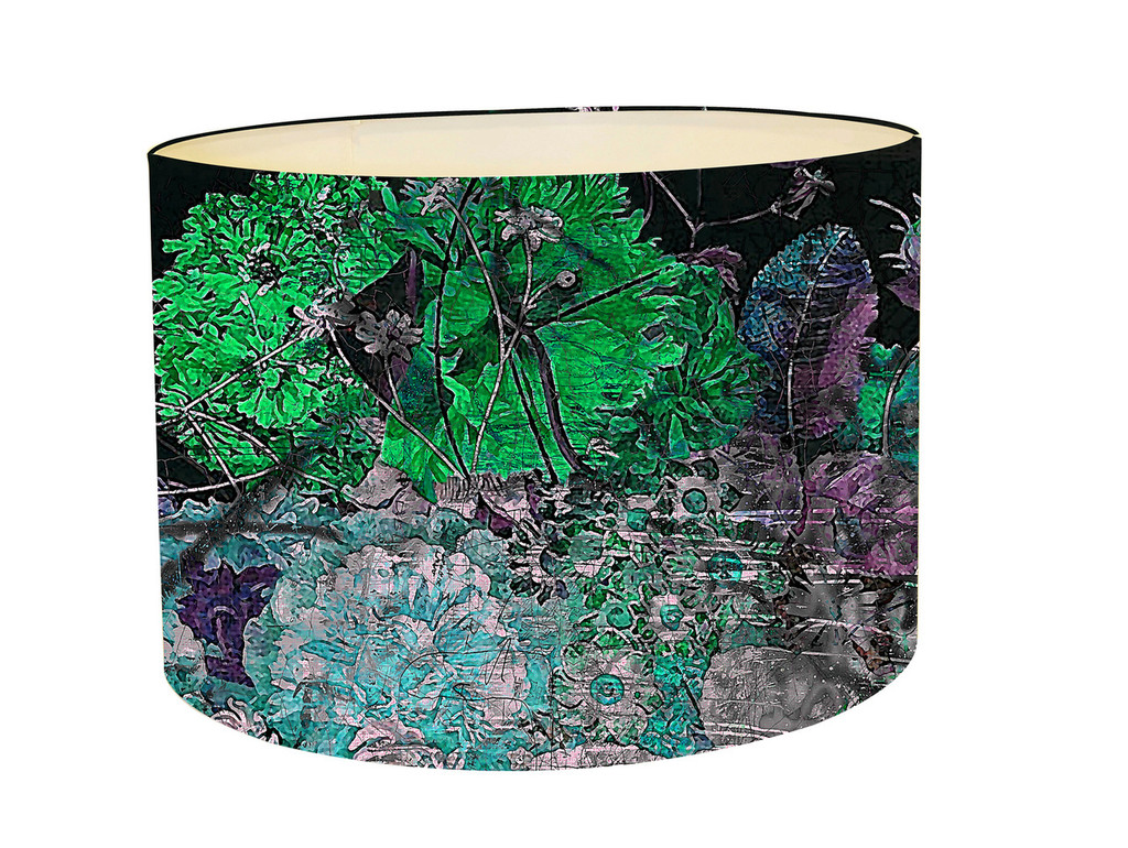 Lampshade - Still Life - Emerald
