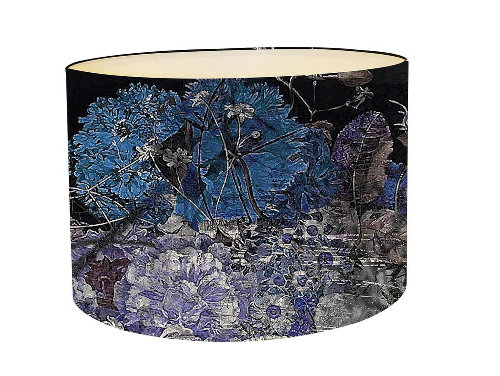 Lampshade - Still Life - Dark Blue