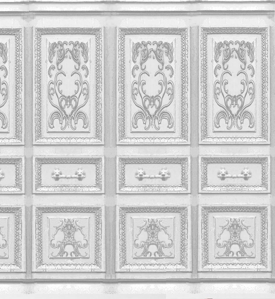 Wallpaper - French Panels
