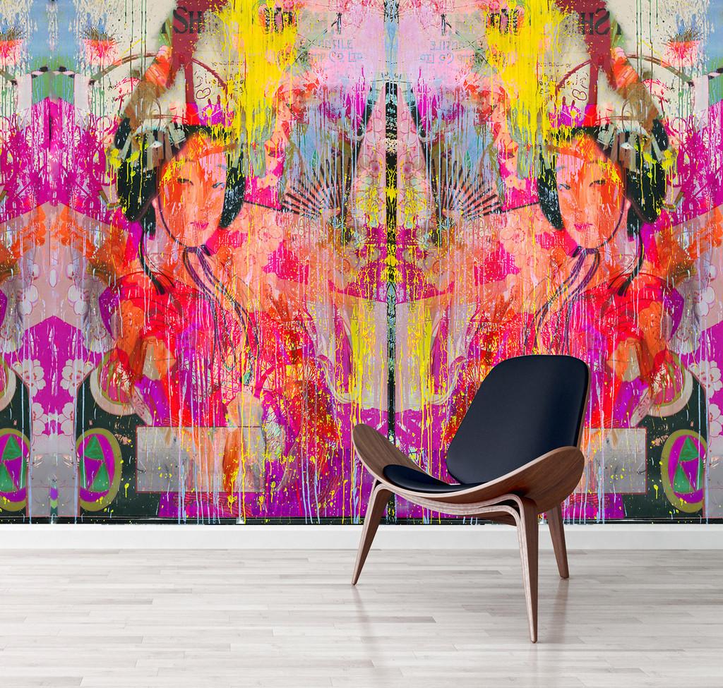 Wallpaper - Graffiti Ko Ko