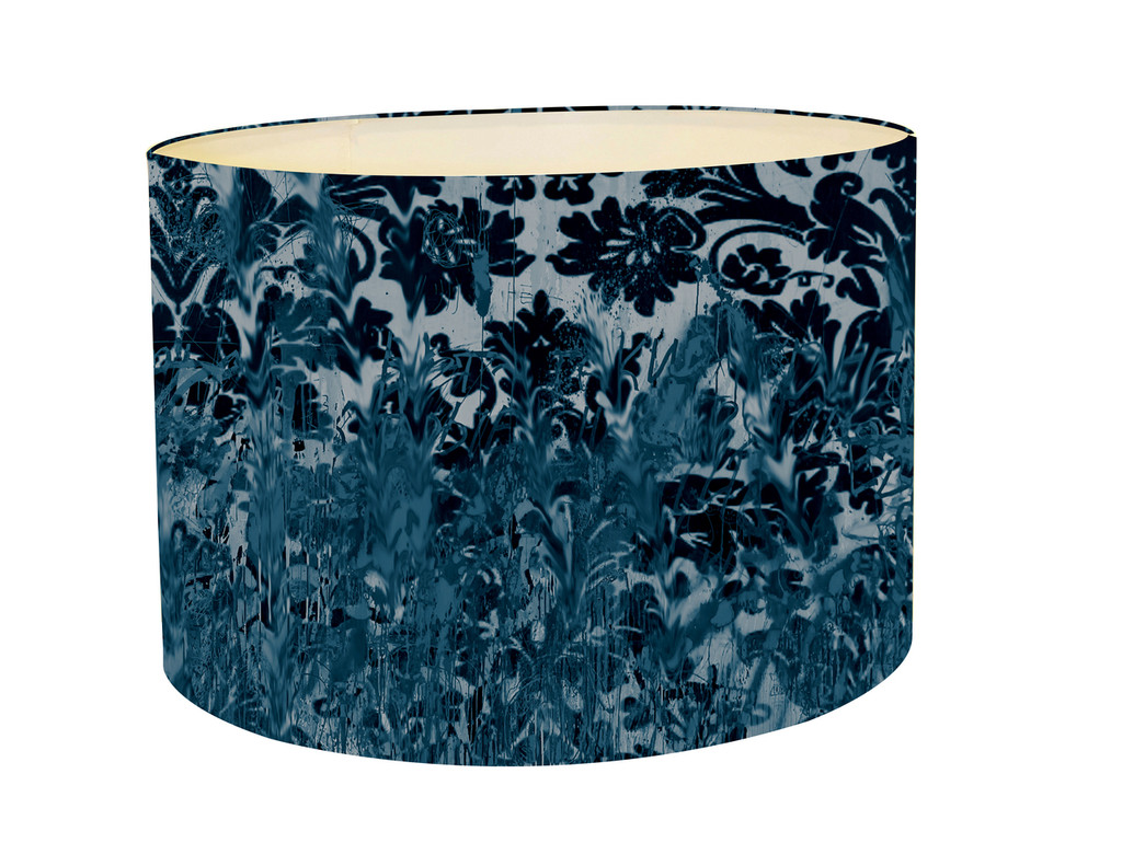 Lampshade - Raw Material - Midnight Blue
