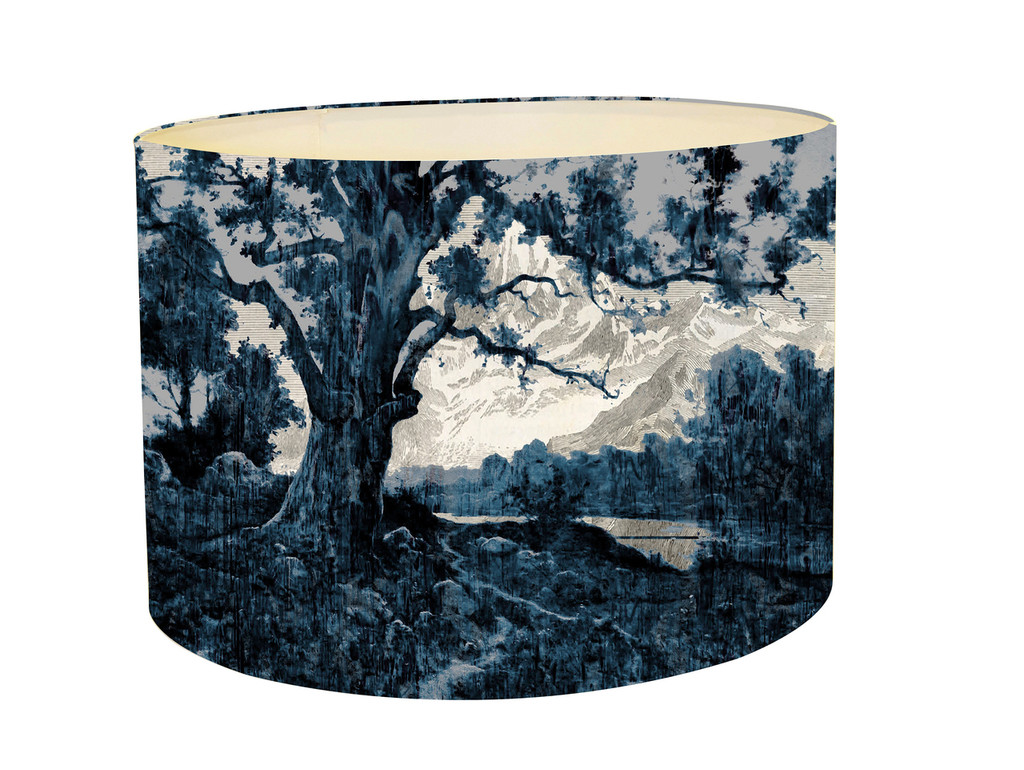 Lampshade - Blue Mountains