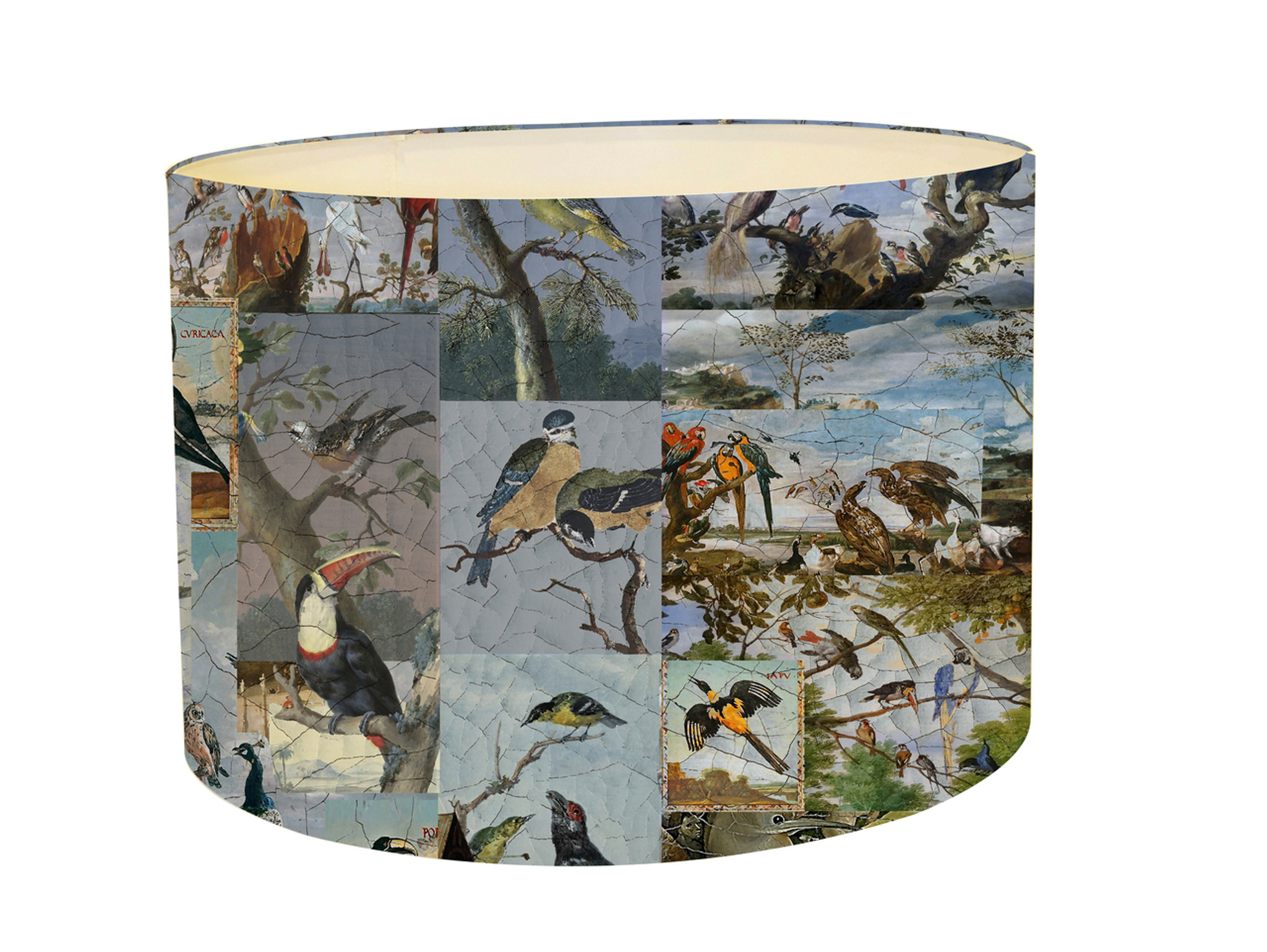 Lampshade - The Birds