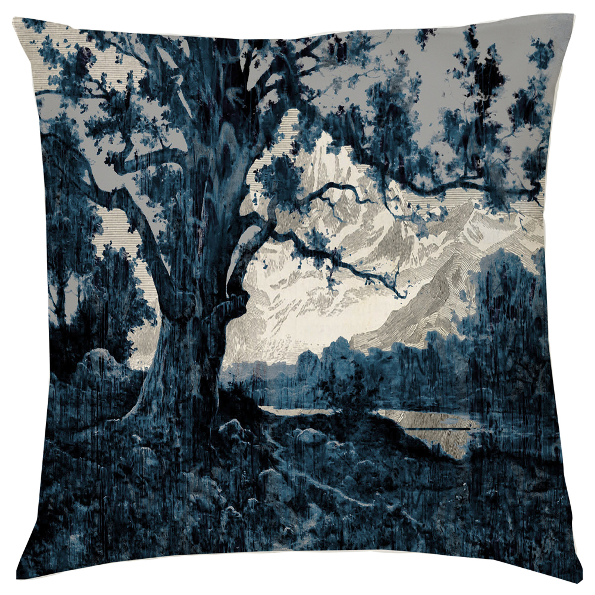 Cushion - Blue Mountains