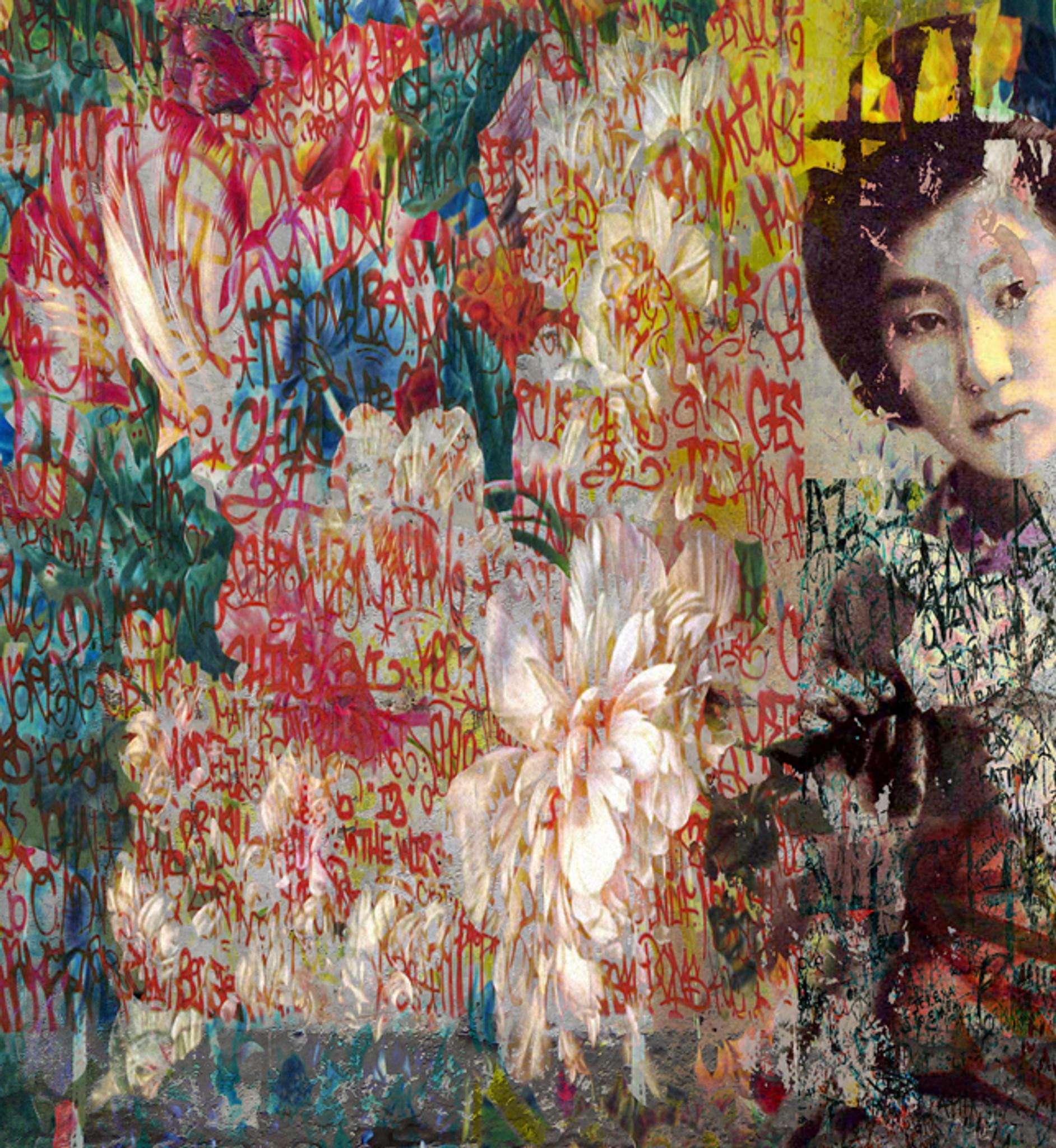 Wallpaper - I Think I'm Turning Japanese - Tokyo Girl