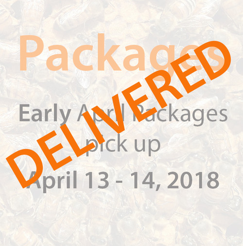 Early April Packages