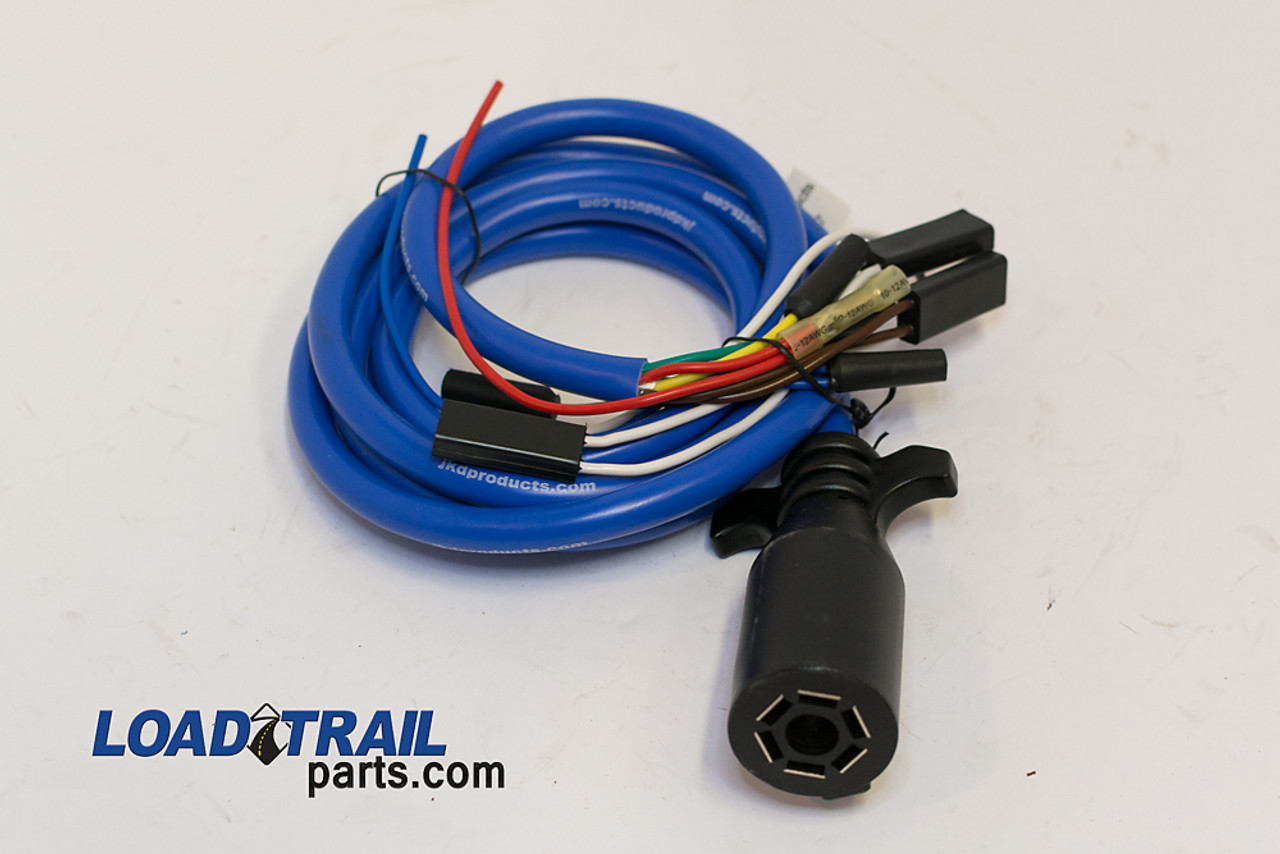 wire wiring harness rh loadtrailparts com wiring harness extension for sprayers trailer wiring harness extension
