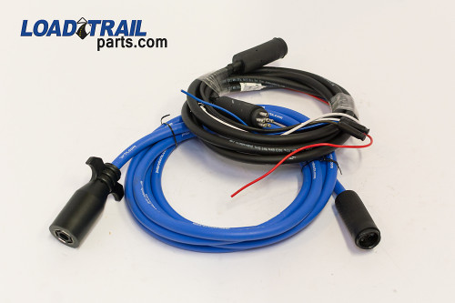 lights electricals wire wiring harness page 1 rh loadtrailparts com 5 Pin Trailer Wiring Harness 4 Wire Trailer Wiring Diagram