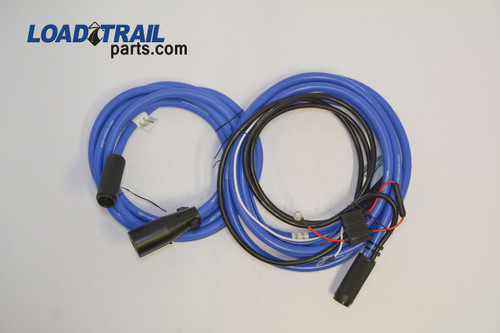 wire & wiring harness Utility Dump Trailers at Loadtrail Cold Weather Wiring Harness