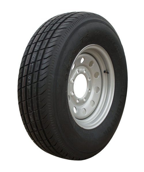 Tire Assy 235/80 R-16 Radial w/16 x 6 865 S Offset 0