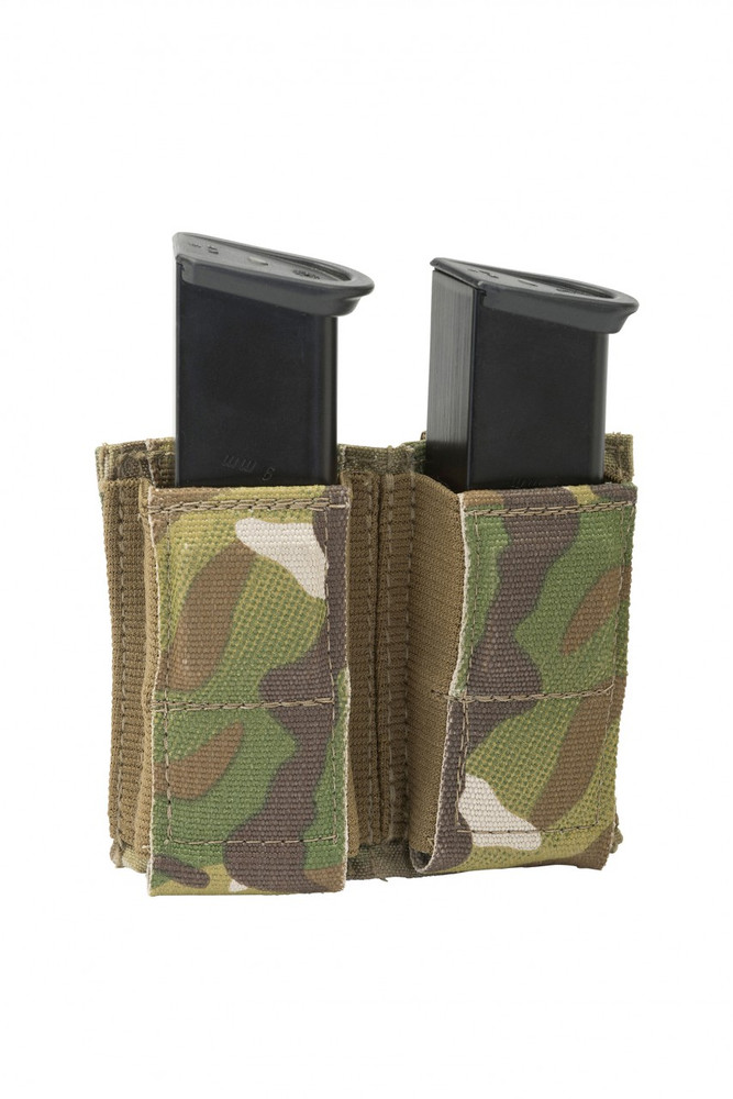 T3 Magnet Double Pistol Mag Pouch (2)