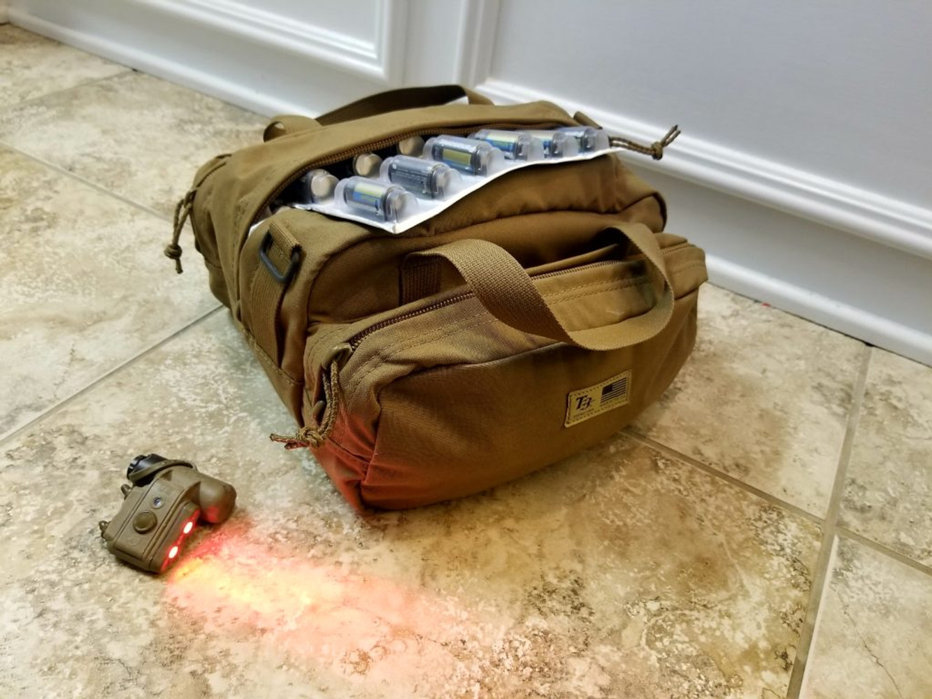 Loadout Room: T3 Gear Tool Bag: Strong and compact storage solution