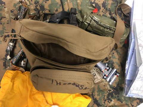 Loadout Room: T3 Tactical Fanny Pack: Multi-purpose waist pack