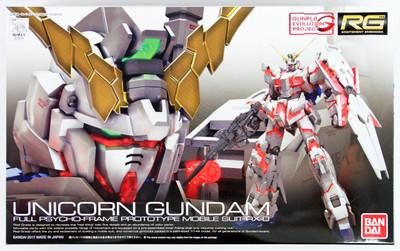 25 - Unicorn Gundam